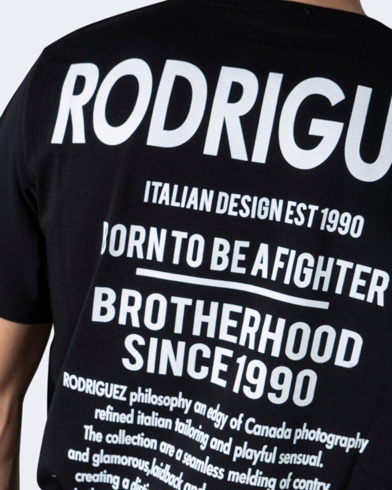 Completo corto tuta Diego Rodriguez LOGO SINCE 1990 Nero - Foto 4