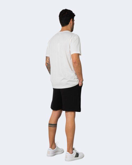 Completo corto tuta Hydra Clothing LOGO CENTRALE Nero – 71282
