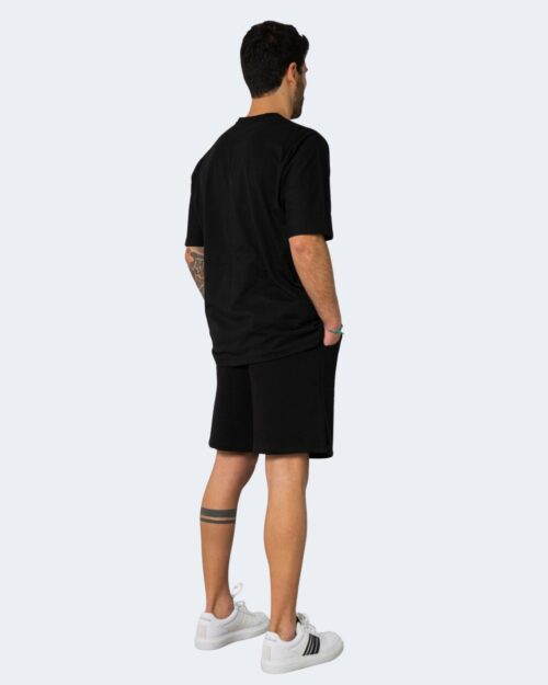 Completo corto tuta Hydra Clothing STREET PHILOSOPHY Nero – 71281