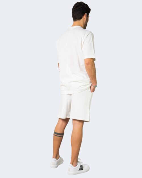 Completo corto tuta Hydra Clothing STREET PHILOSOPHY Panna – 71281