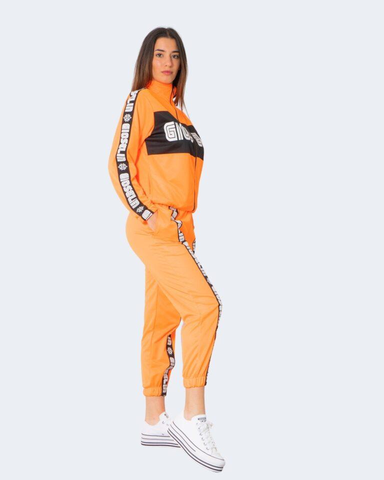 Tuta Gioselin ACETATA Arancione - Foto 2