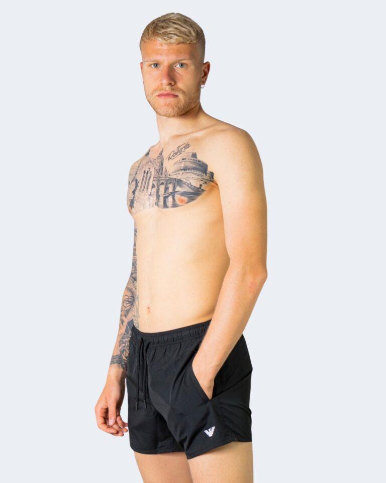 Costume da bagno Emporio Armani Underwear - Nero - Foto 2