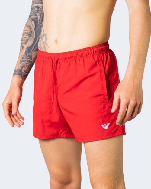 Costume da bagno Emporio Armani – Rosso – 70112