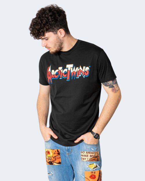 T-shirt Dsquared2 ARCTICTWINS Nero - Foto 1