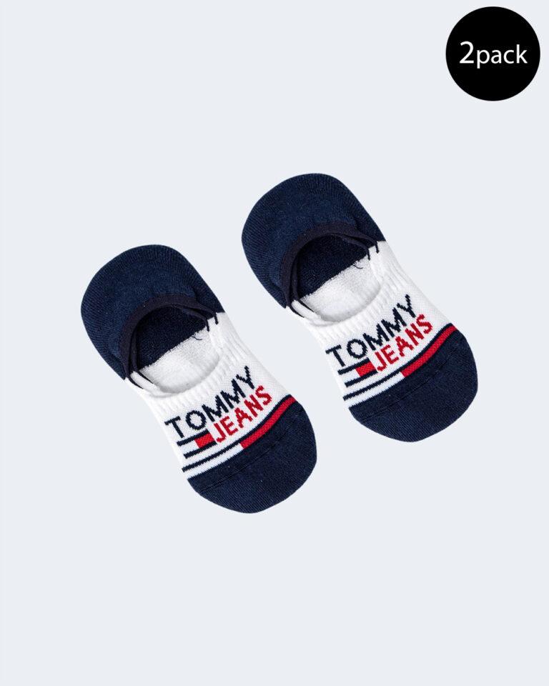 Fantasmini Tommy Hilfiger SHOW MID CUT 2 Bianco - Foto 1