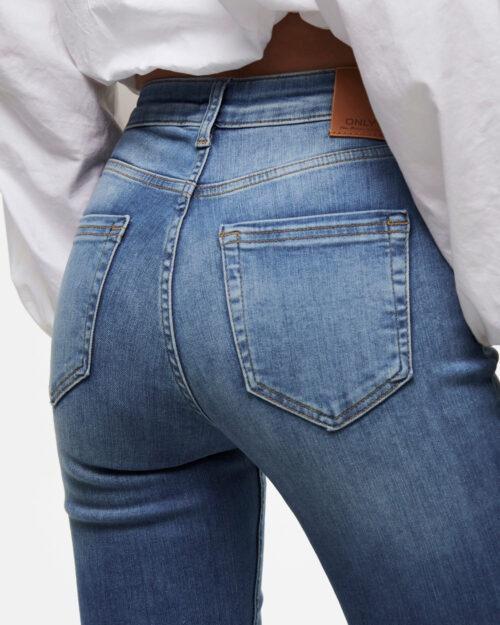 Jeans bootcut Only BLUSH Blue Denim - Foto 3