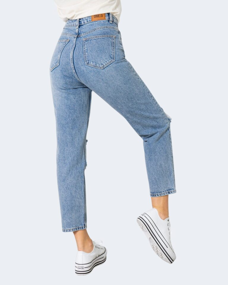 Jeans baggy One.0 TAGLI Denim - Foto 4