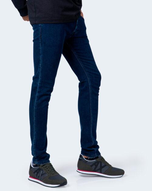 Jeans skinny Diesel DENIM Denim scuro – 59959
