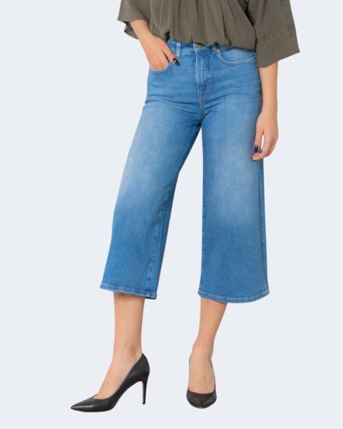 Jeans larghi Only MADISON LIFE Blue Denim - Foto 1