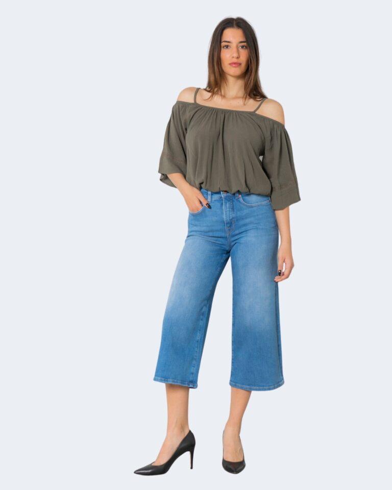 Jeans larghi Only MADISON LIFE Blue Denim - Foto 2