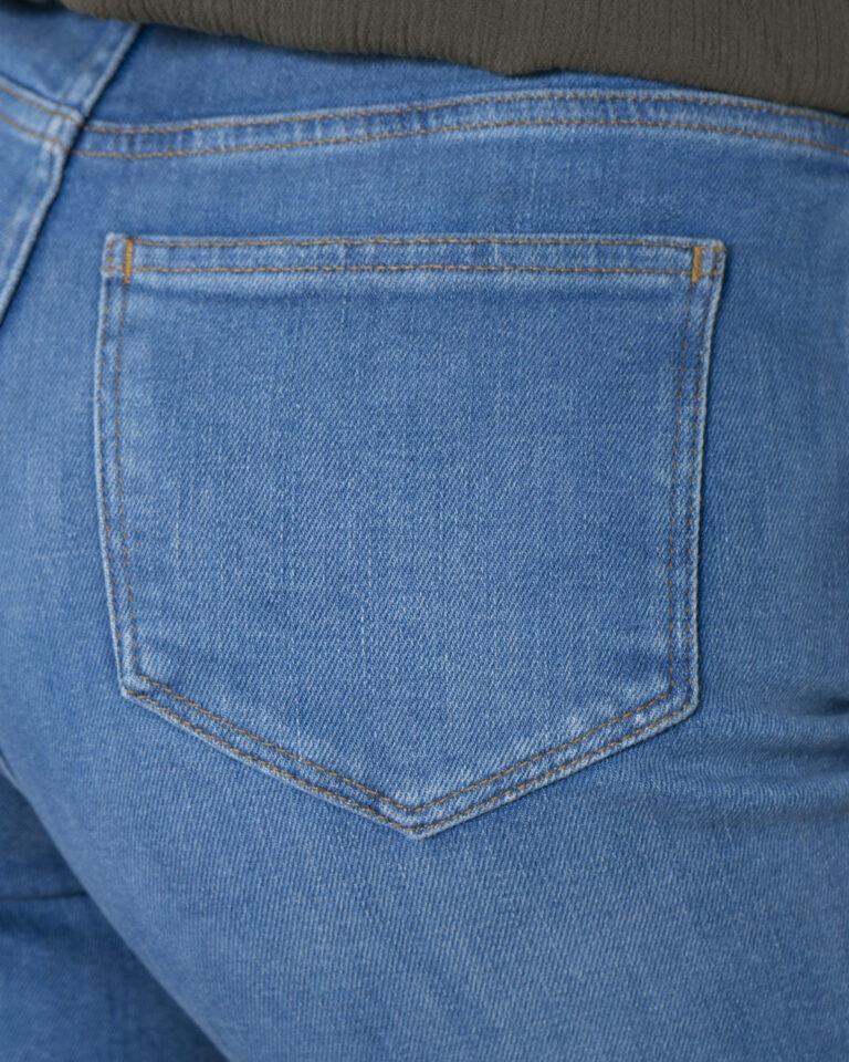 Jeans larghi Only MADISON LIFE Blue Denim - Foto 3
