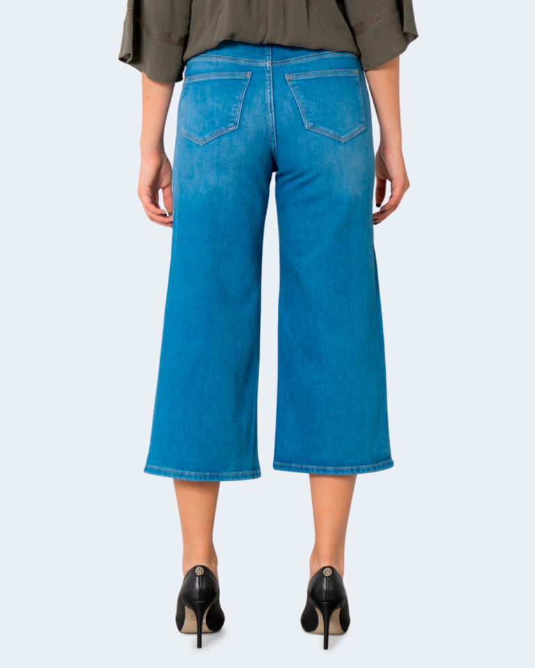 Jeans larghi Only MADISON LIFE Blue Denim - Foto 4