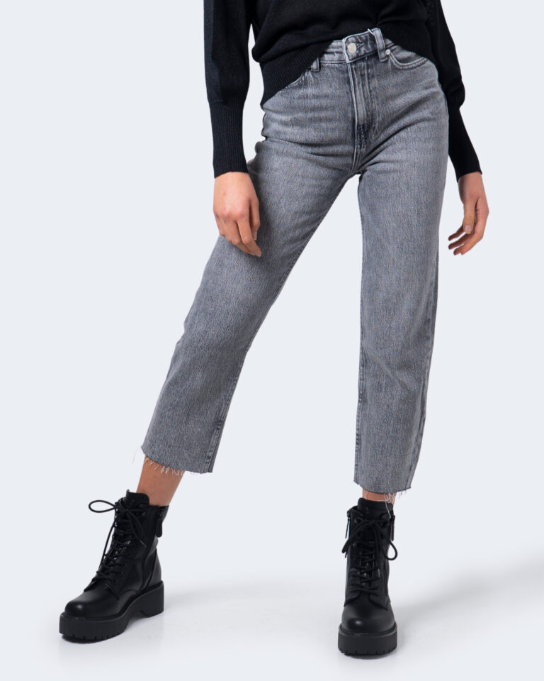 Jeans mom Only EMILY Grigio - Foto 1