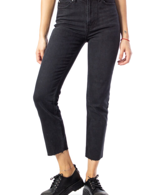 Jeans mom Only Emily Nero – 36689