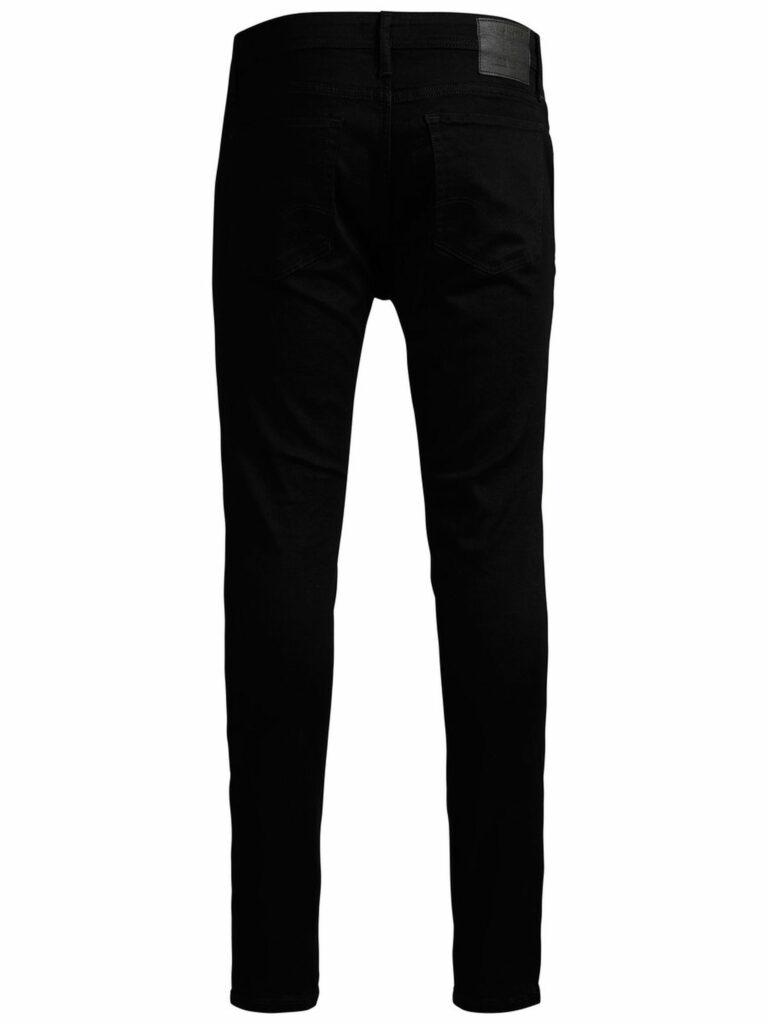 Jeans skinny Jack Jones LIAM ORIGINAL Nero - Foto 2