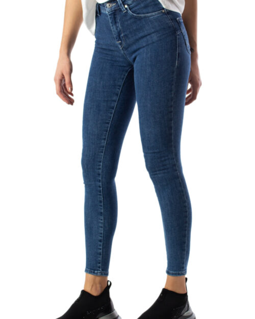 Jeans skinny Only Power Blue Denim Scuro – 36709