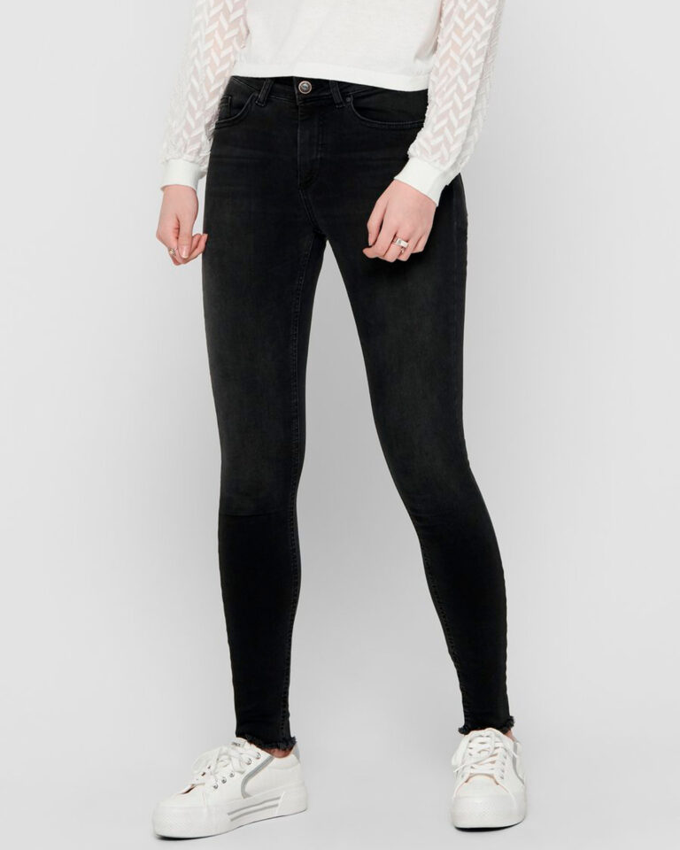Jeans skinny Only BLUSH Nero - Foto 1