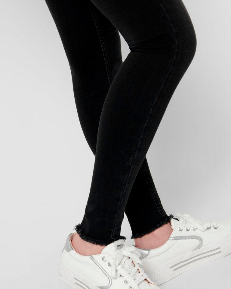 Jeans skinny Only BLUSH Nero - Foto 3