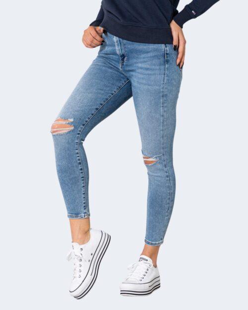 Jeans skinny Tommy Hilfiger SYLVIA Denim chiaro – 71480