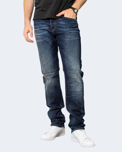 Jeans slim Diesel BUSTER Denim scuro – 71338