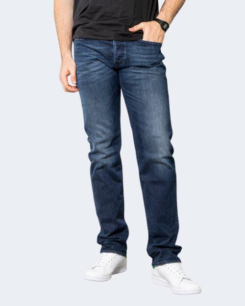 Jeans slim Diesel BUSTER Denim scuro – 71340