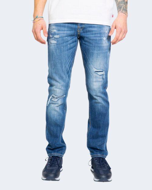 Jeans slim Jack Jones GLENN Blue Denim – 63288