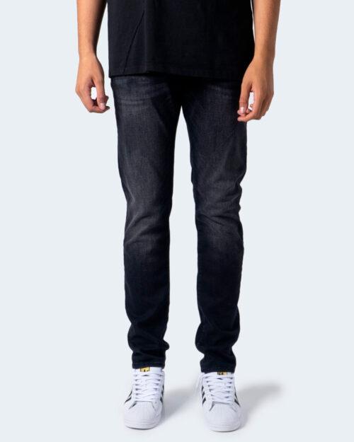Jeans slim Jack Jones GLENN Nero - Foto 1