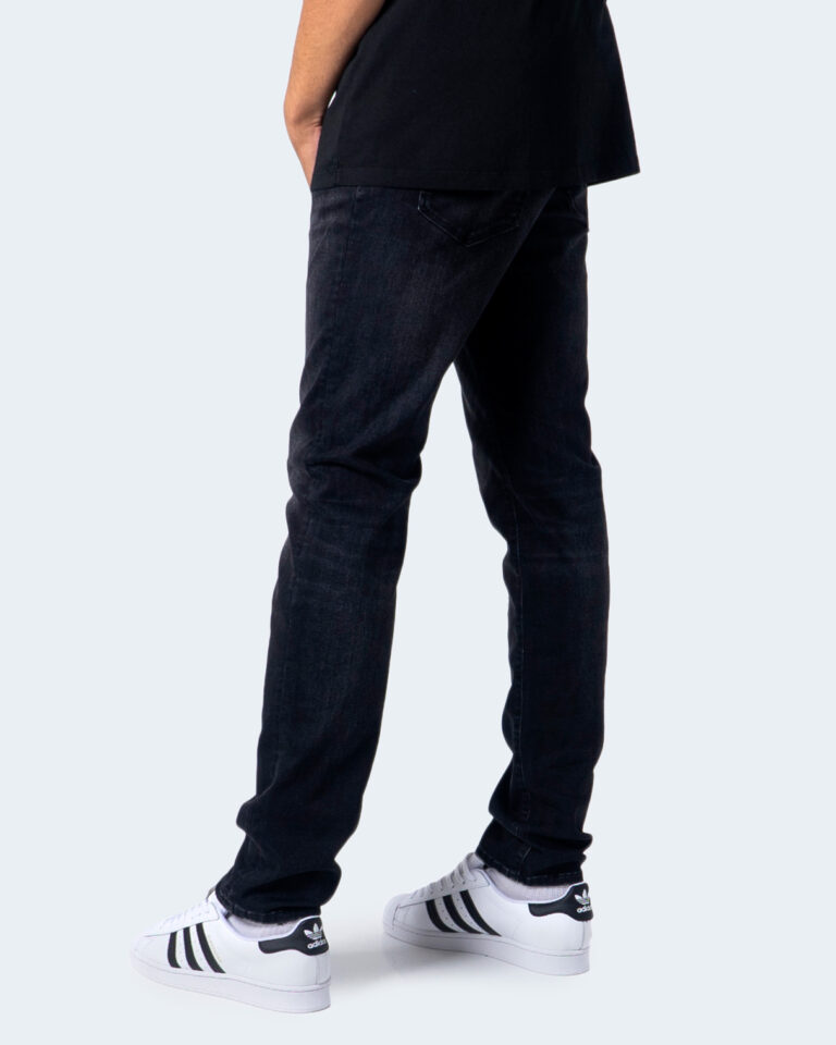 Jeans slim Jack Jones GLENN Nero - Foto 2