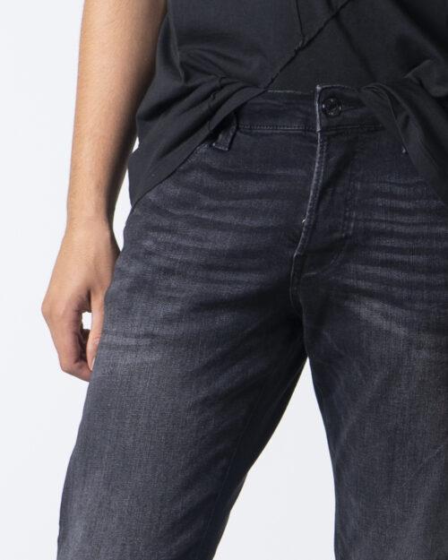 Jeans slim Jack Jones GLENN Nero - Foto 4