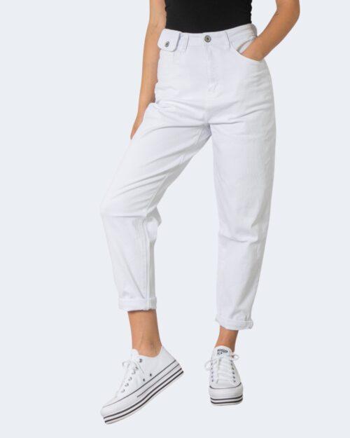 Jeans One.0 TINTA UNITA Bianco – 71456
