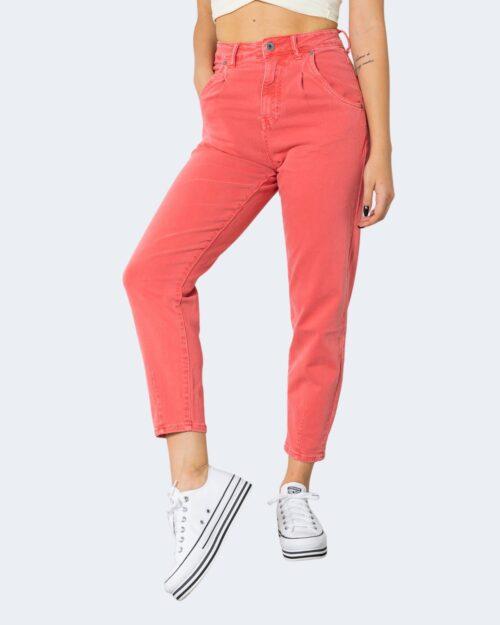 Jeans One.0 TINTA UNITA Corallo – 71460