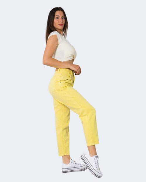 Jeans One.0 TINTA UNITA Giallo – 71460