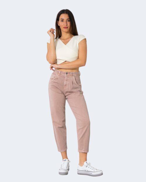 Jeans One.0 TINTA UNITA Rosa – 71460