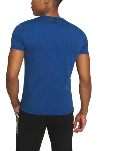 T-shirt Antony Morato  Azzurro - Foto 3