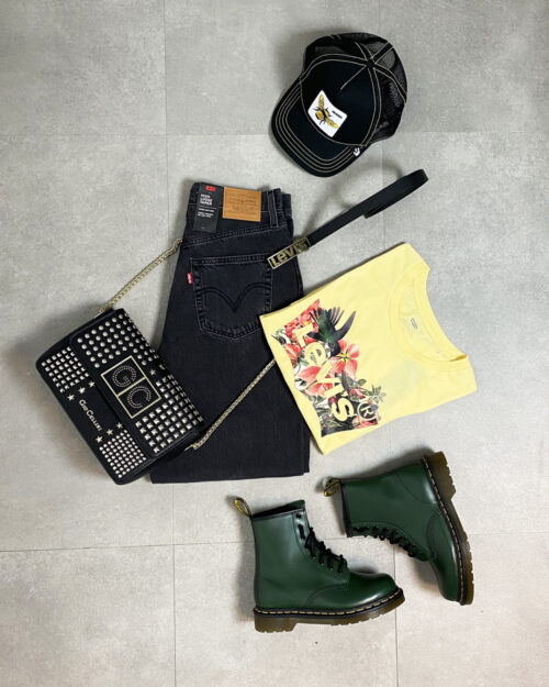OUTFIT DONNA LOOSE FIT INDIE #7898