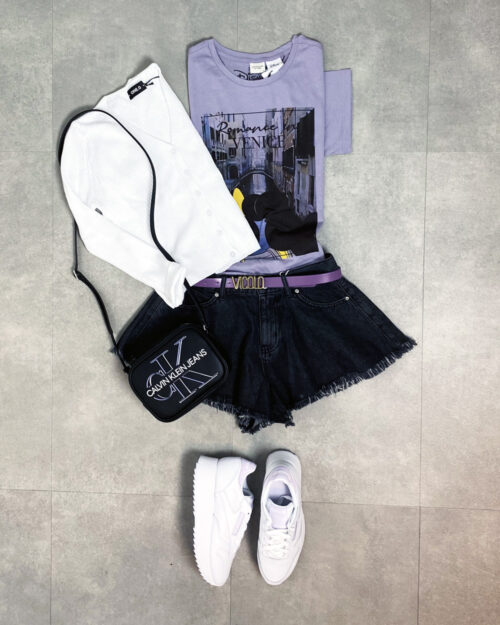 OUTFIT DONNA SLIM CASUAL #8146