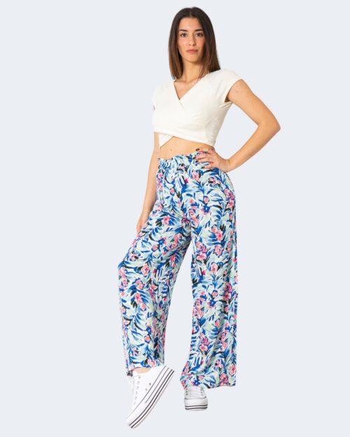 Pantaloni a palazzo Only ALASKA Azzurro – 63444