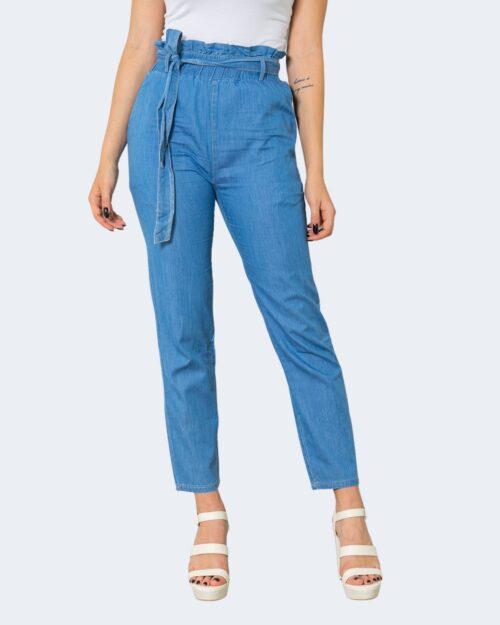 Pantaloni One.0 CON FUSCIACCA Denim – 71462