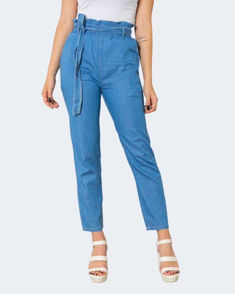 Pantaloni One.0 CON FUSCIACCA Denim - Foto 1