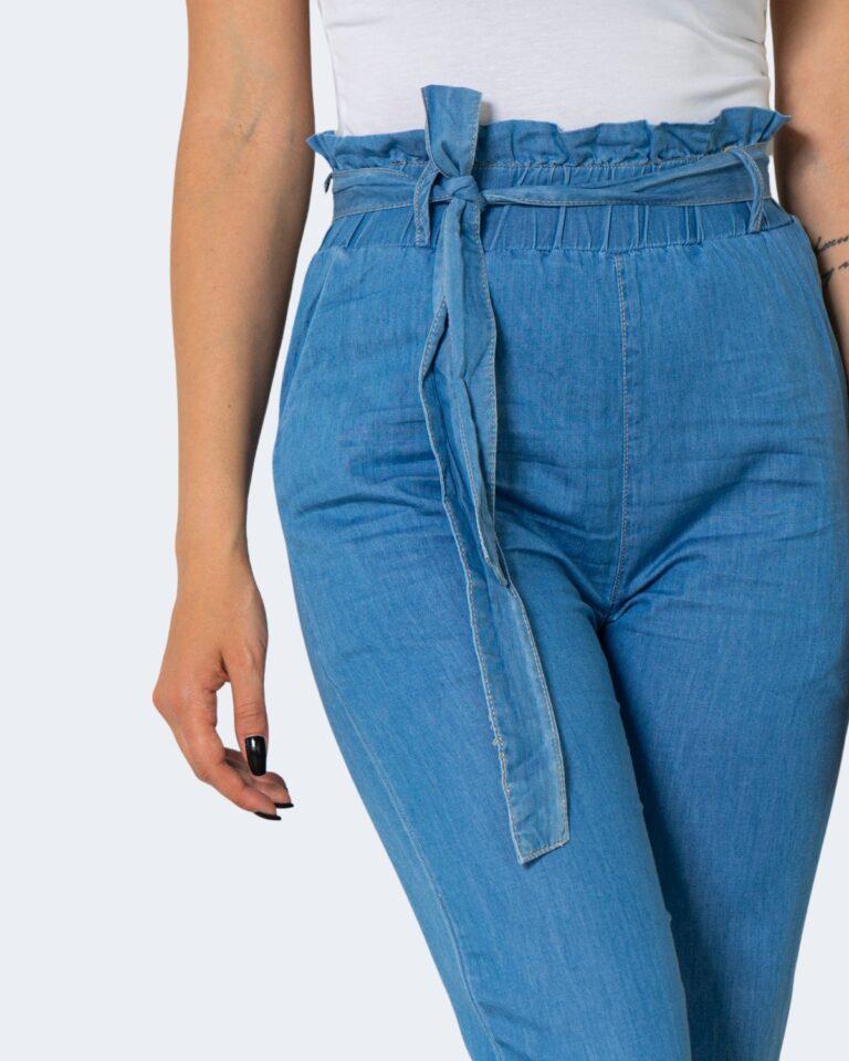 Pantaloni One.0 CON FUSCIACCA Denim - Foto 2