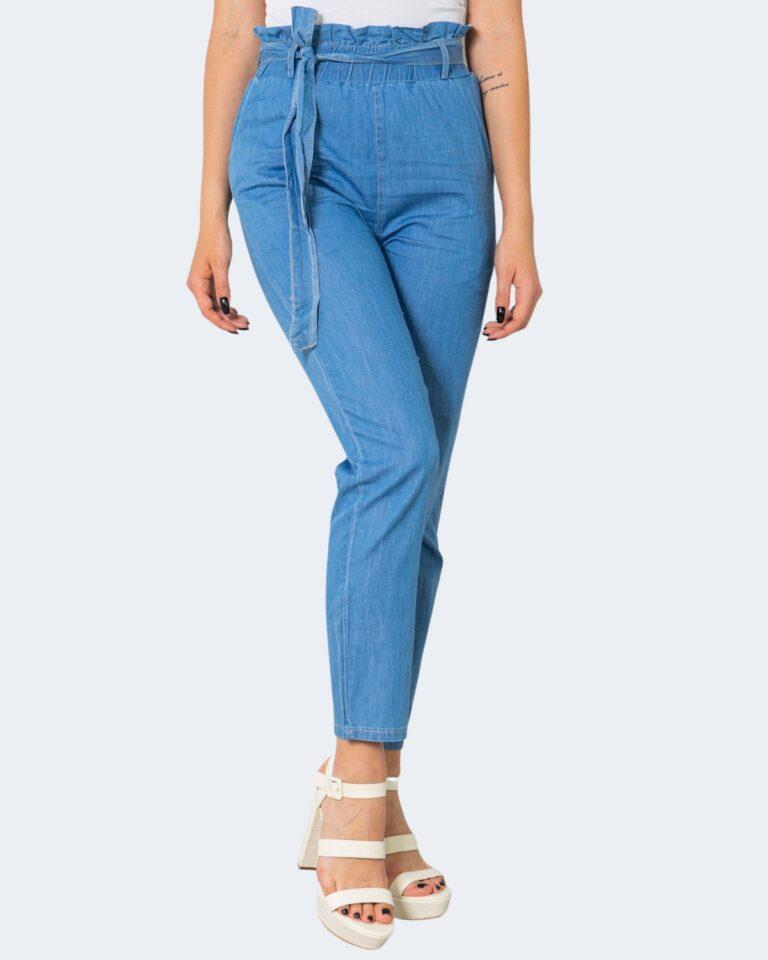 Pantaloni One.0 CON FUSCIACCA Denim - Foto 3