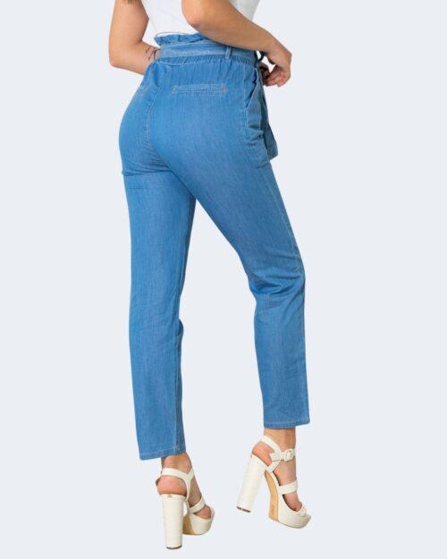 Pantaloni One.0 CON FUSCIACCA Denim - Foto 4