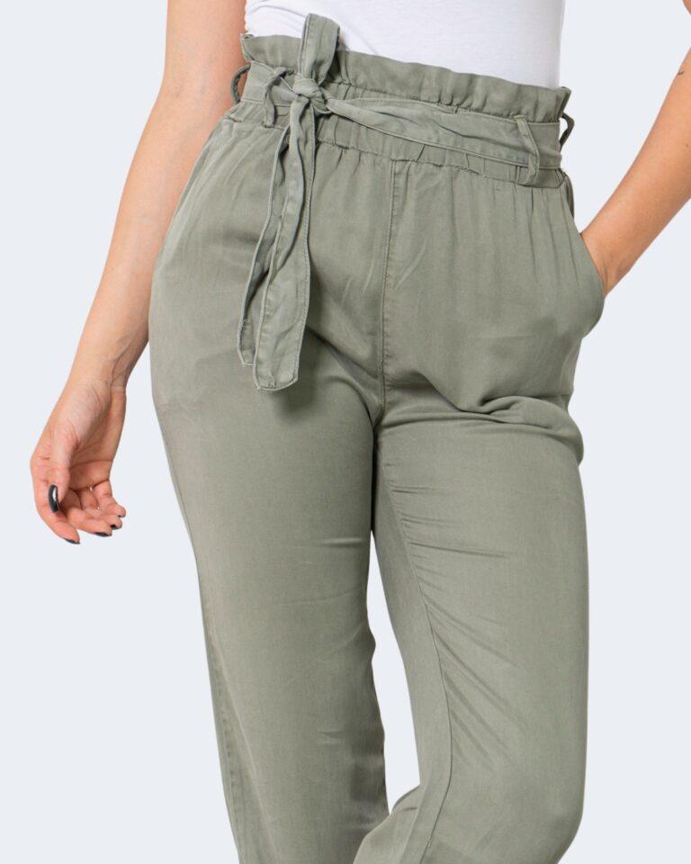 Pantaloni One.0 CON FUSCIACCA Verde Oliva - Foto 2