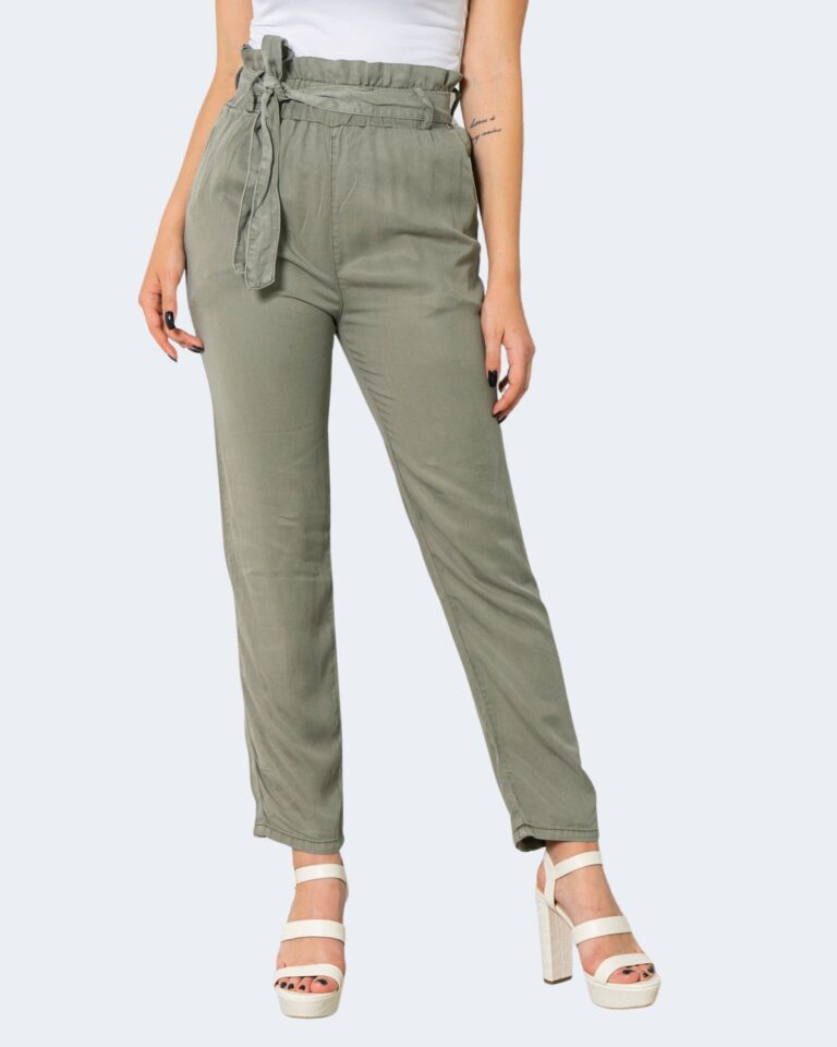 Pantaloni One.0 CON FUSCIACCA Verde Oliva - Foto 3