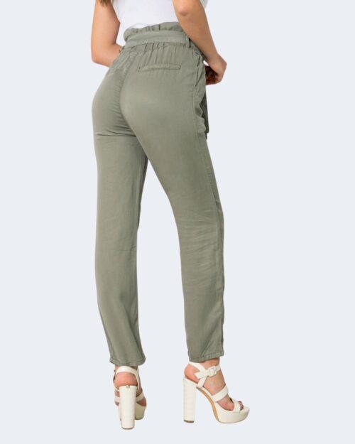 Pantaloni One.0 CON FUSCIACCA Verde Oliva - Foto 4