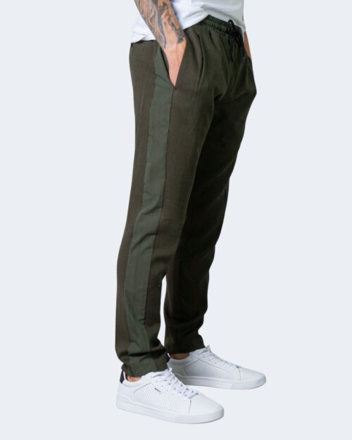 Pantaloni slim Antony Morato – Verde – 63516