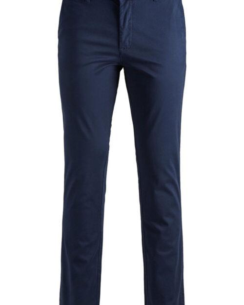 Pantaloni slim Jack Jones MARCO BOWIE Blue scuro – 27505