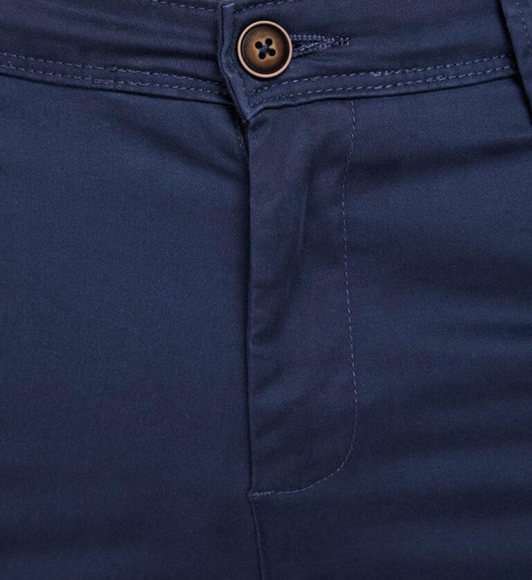 Pantaloni slim Jack Jones MARCO BOWIE Blue scuro - Foto 3