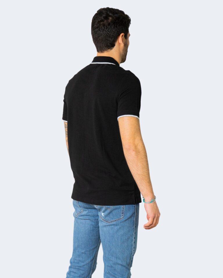 Polo manica corta Armani Exchange - Nero - Foto 2