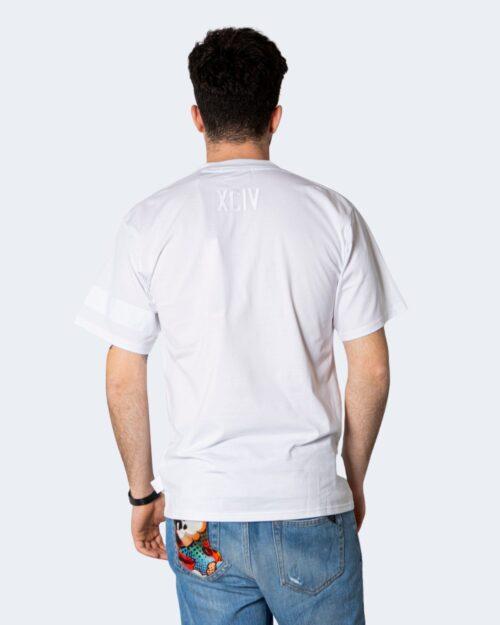 Polo manica corta Gcds LOGO Bianco – 71345